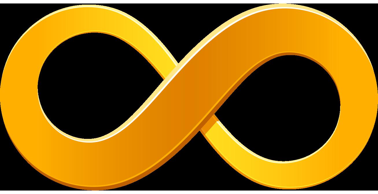Symbol clip art cliparts. Infinity clipart