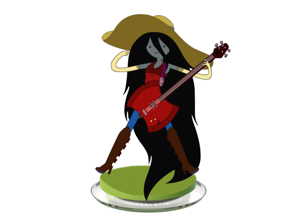 Disney edition marceline by. Infinity clipart cartoon