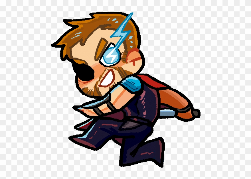 Infinity clipart cartoon. Image of war thor