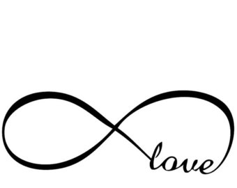 Infinity clipart infinity love. Symbol free download best