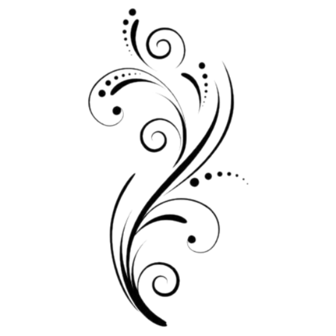 Infinity clipart swirl. Arabescos desenhos pesquisa google