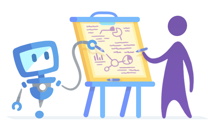 Information clipart customer service. Ai experience cloud call