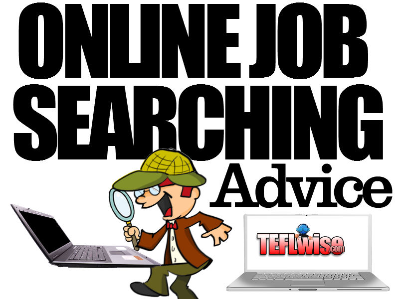 Seeking advice tefl wise. Jobs clipart job hunt