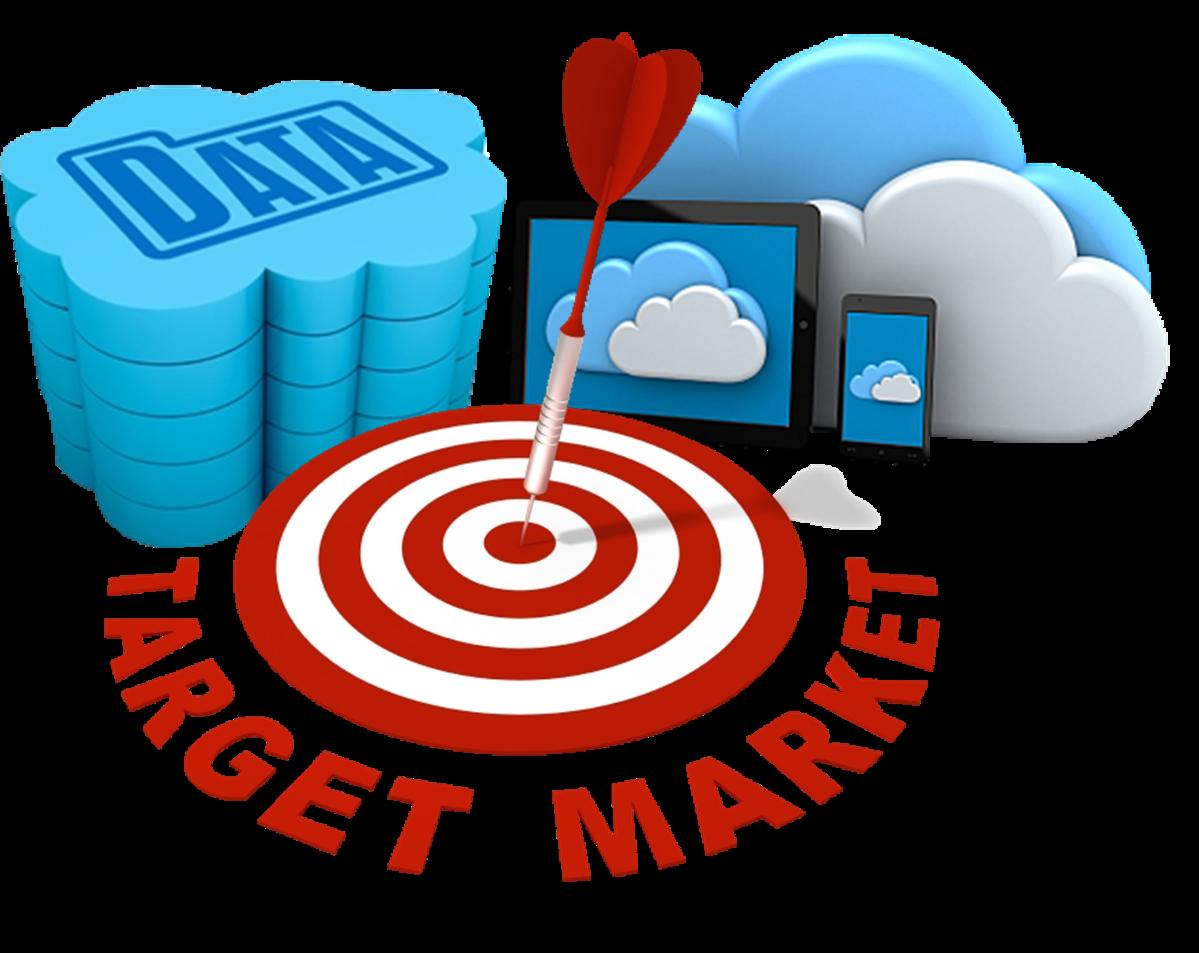 Marketing source httpwwwenterrasolutionscomtargetedmarketing gettingrefinedthankstechnologyhtml. Information clipart marketer