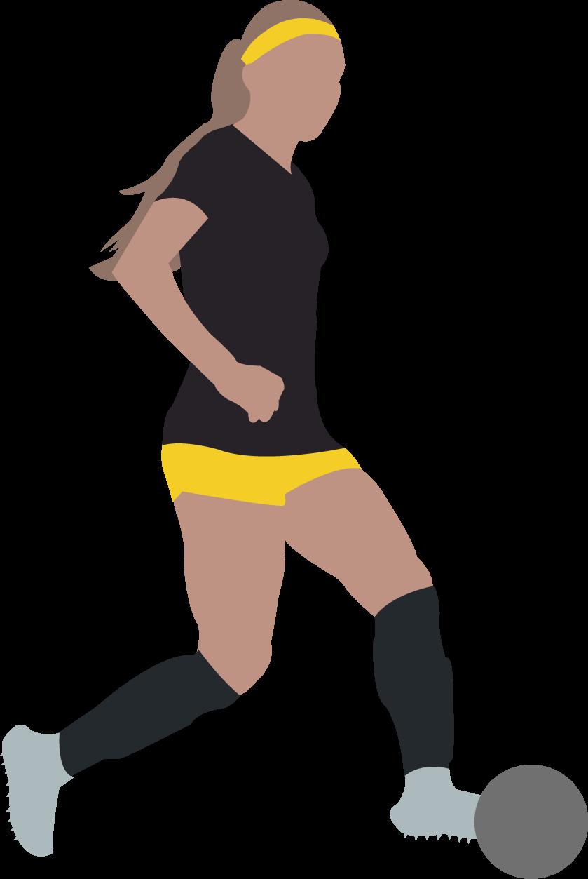 Lbsu women s soccer. Injury clipart bad knee