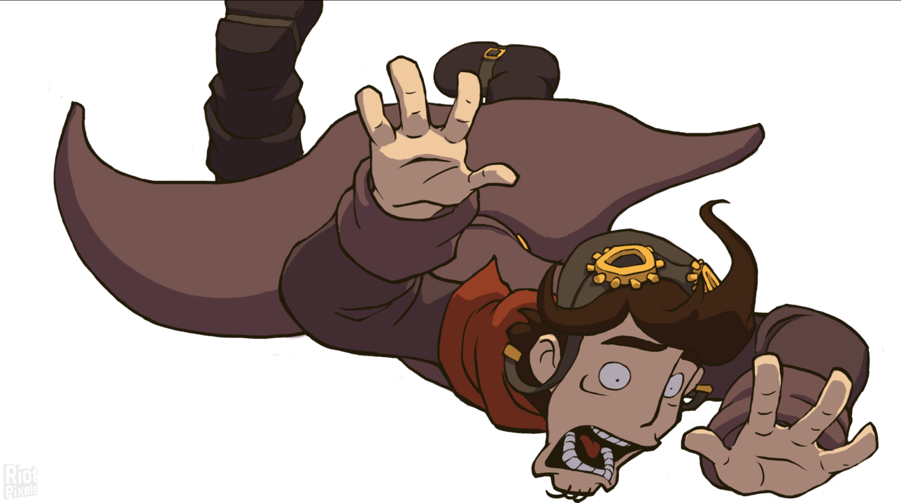 Rufus injuries deponia trilogy. Injury clipart bumped head