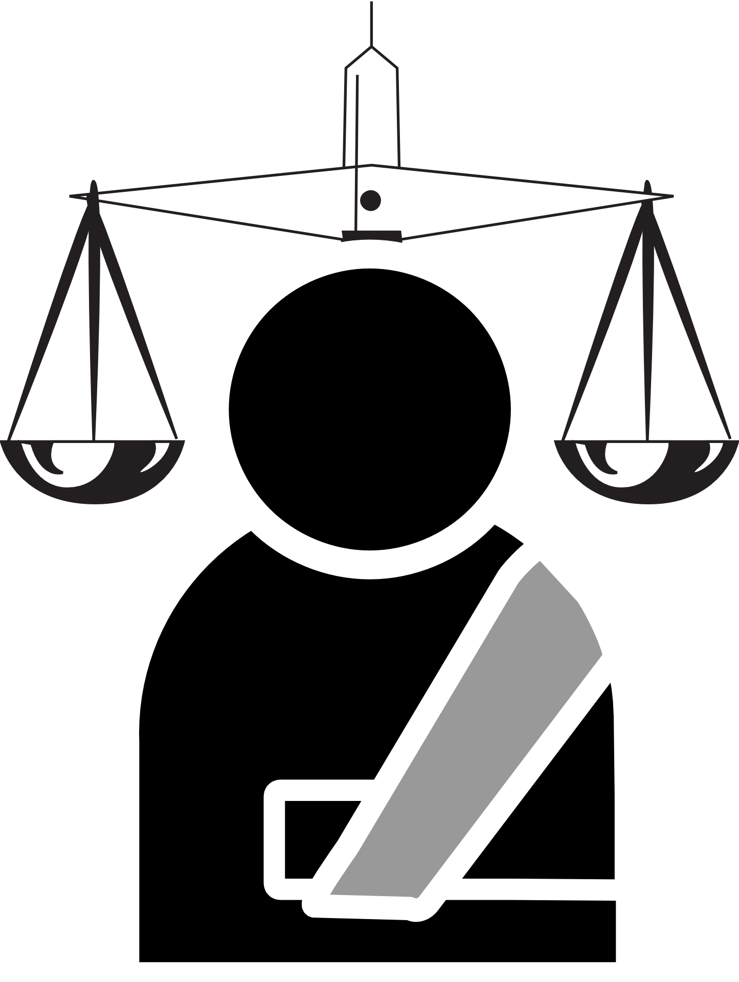 Personal injury lawyer specializations. Laws clipart legal service