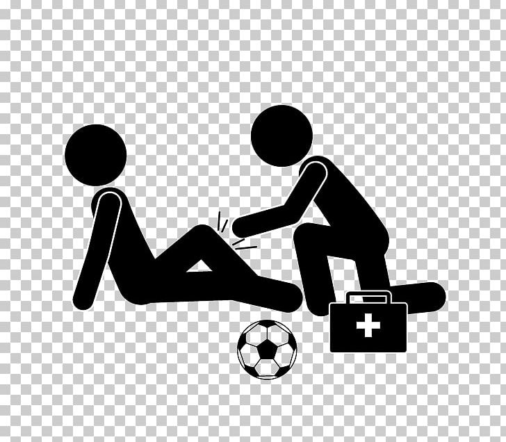 Therapy clipart injured athlete. Athletic trainer sport injury