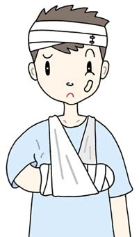 Injury clipart fracture. Pictures of panda free