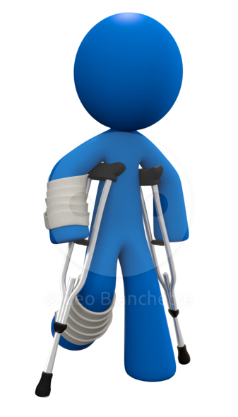 Injury clipart injured person. Free download best on