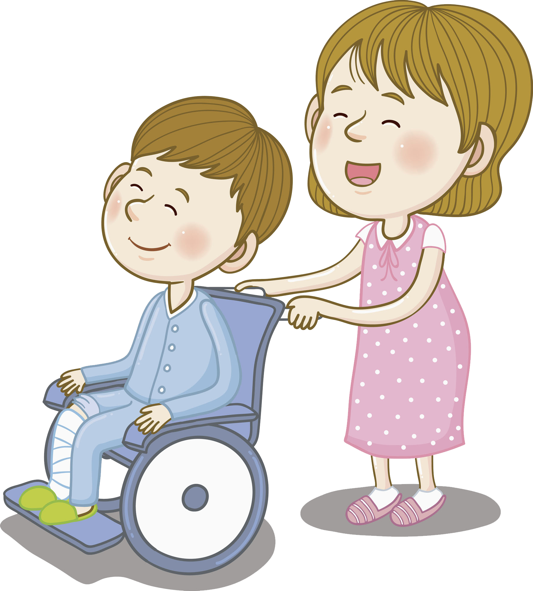 Wheelchair paralysis lesion a. Injury clipart leg injury