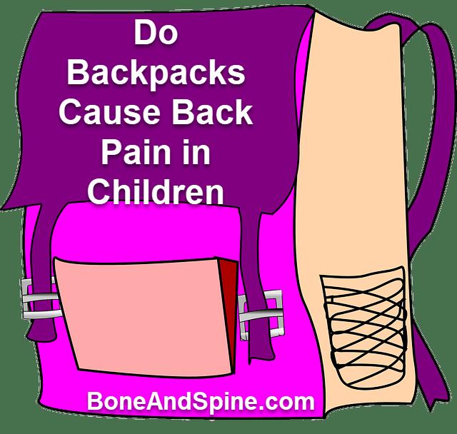 Pain back strain