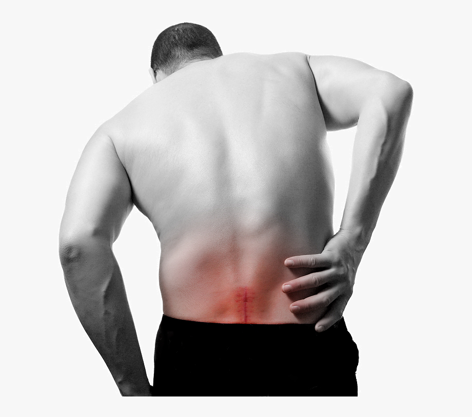 Injury clipart muscle strain. Back pain background png
