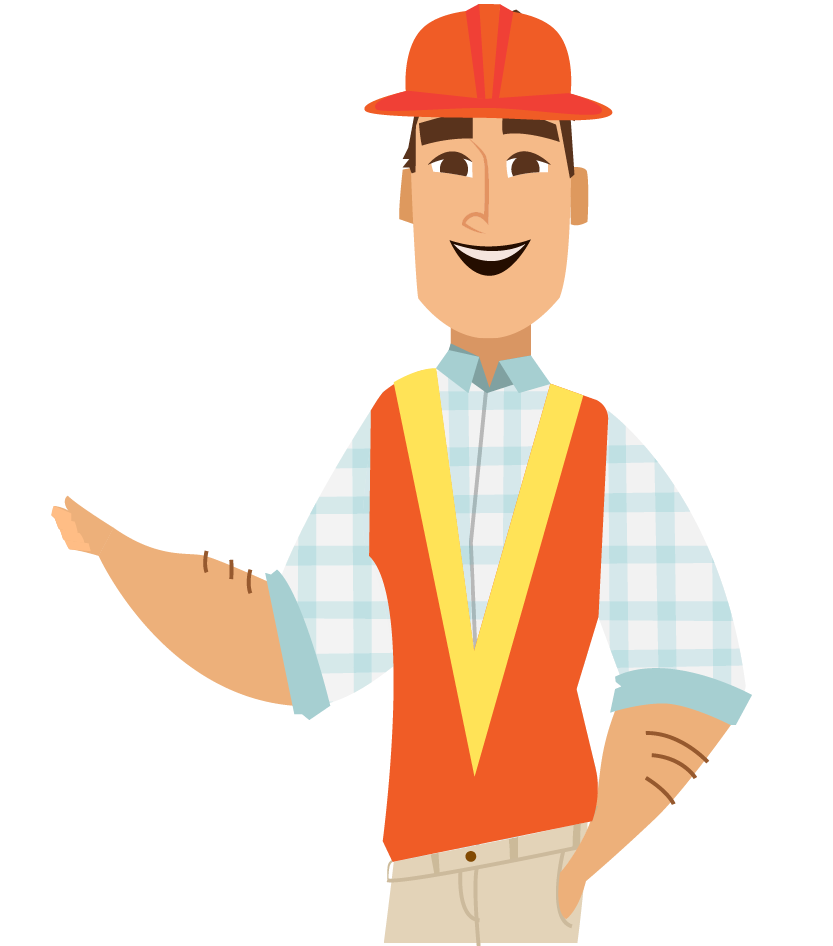 Struck by object incidents. Injury clipart work injury