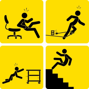 Injury clipart work related.  critical steps if