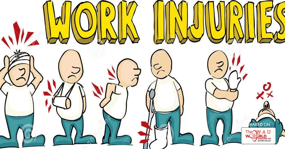 Work portal . Injury clipart workplace injury