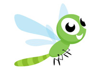 Free clip art pictures. Cartoon clipart insect