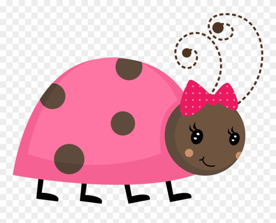 Ladybug clipart pink. Baby clip art lady