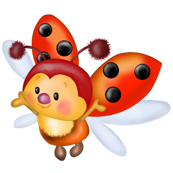 Ladybugs clipart cute. Ladybug images cartoon animals