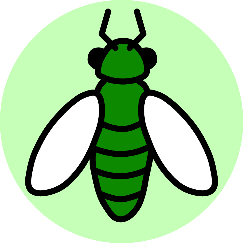 Ambassadors sharing education we. Insects clipart green insect