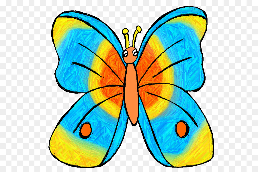 Background butterfly transparent . Insect clipart jungle