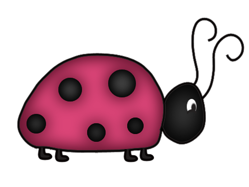 bugs adorable clip. Ladybugs clipart watercolor