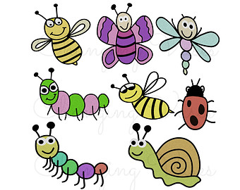 Insects clipart. Insect panda free images
