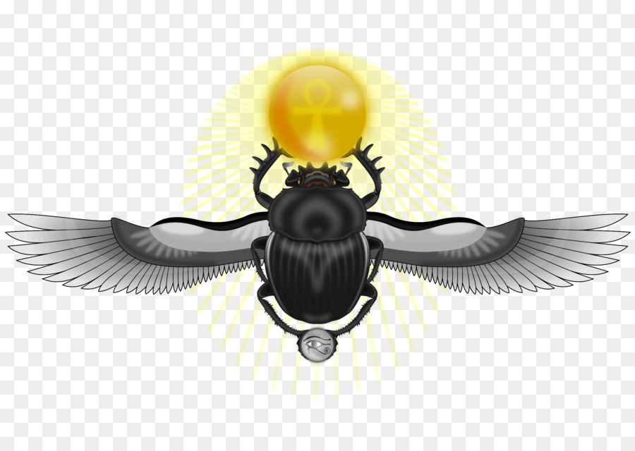 Bee background wing font. Insects clipart ancient egypt