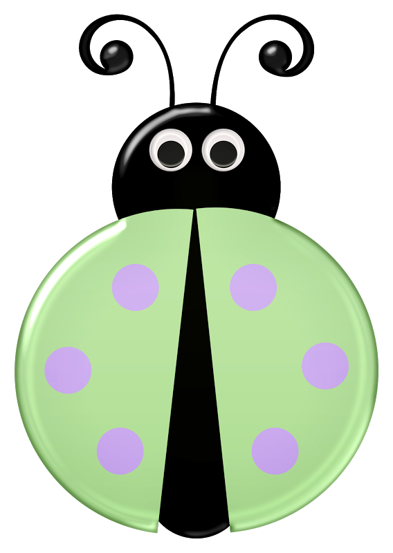 bugs ladybug pinterest. Insects clipart colorful bug