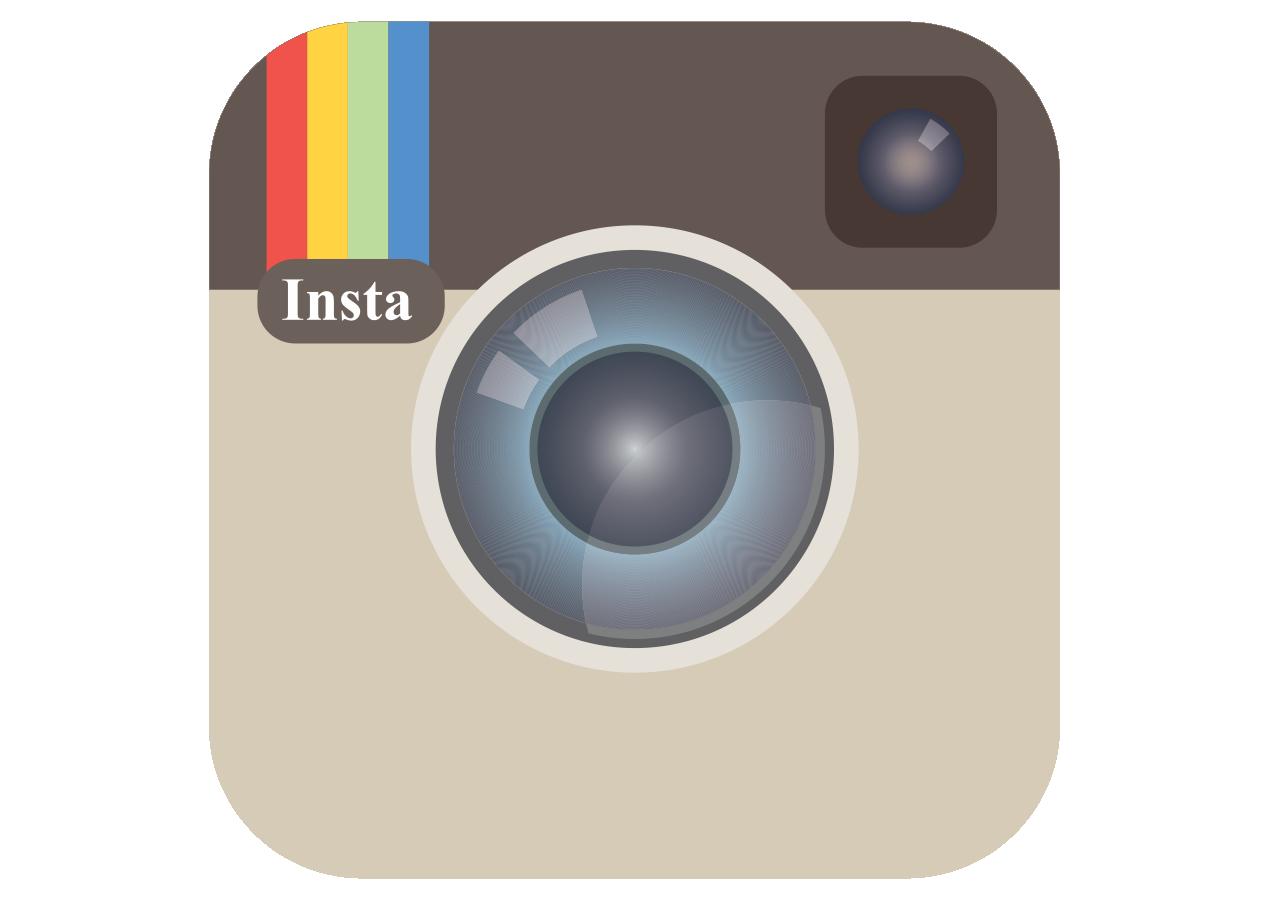 Instagram clipart illustrator. Logo vector download pinterest