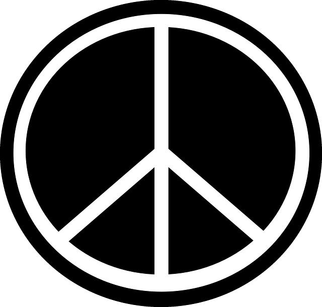 laurel clipart peace