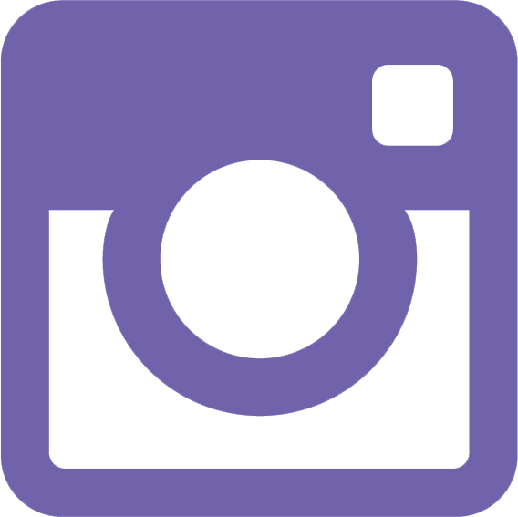 Instagram purple