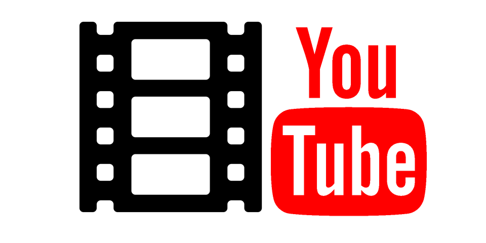 Playing videos in background. Youtube clipart lightning