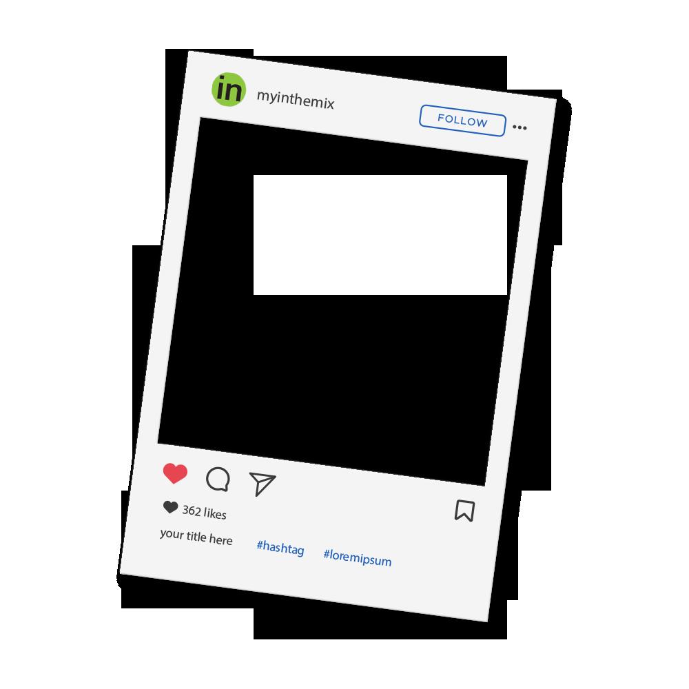 Frames just . Instagram frame png