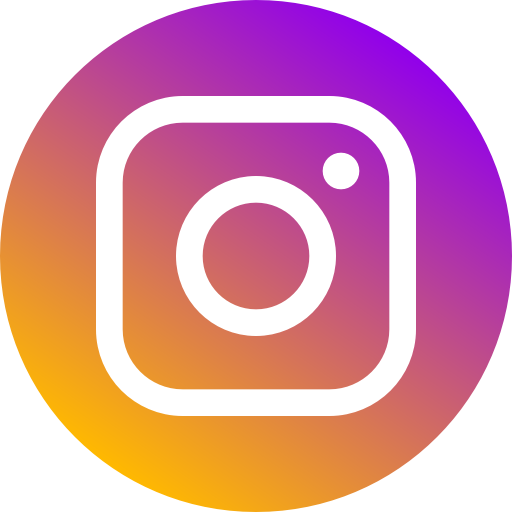 Social media networks color. Instagram png icon