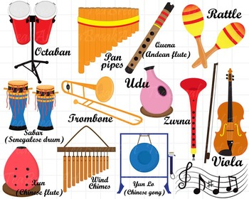 png jpg musical. Instruments clipart