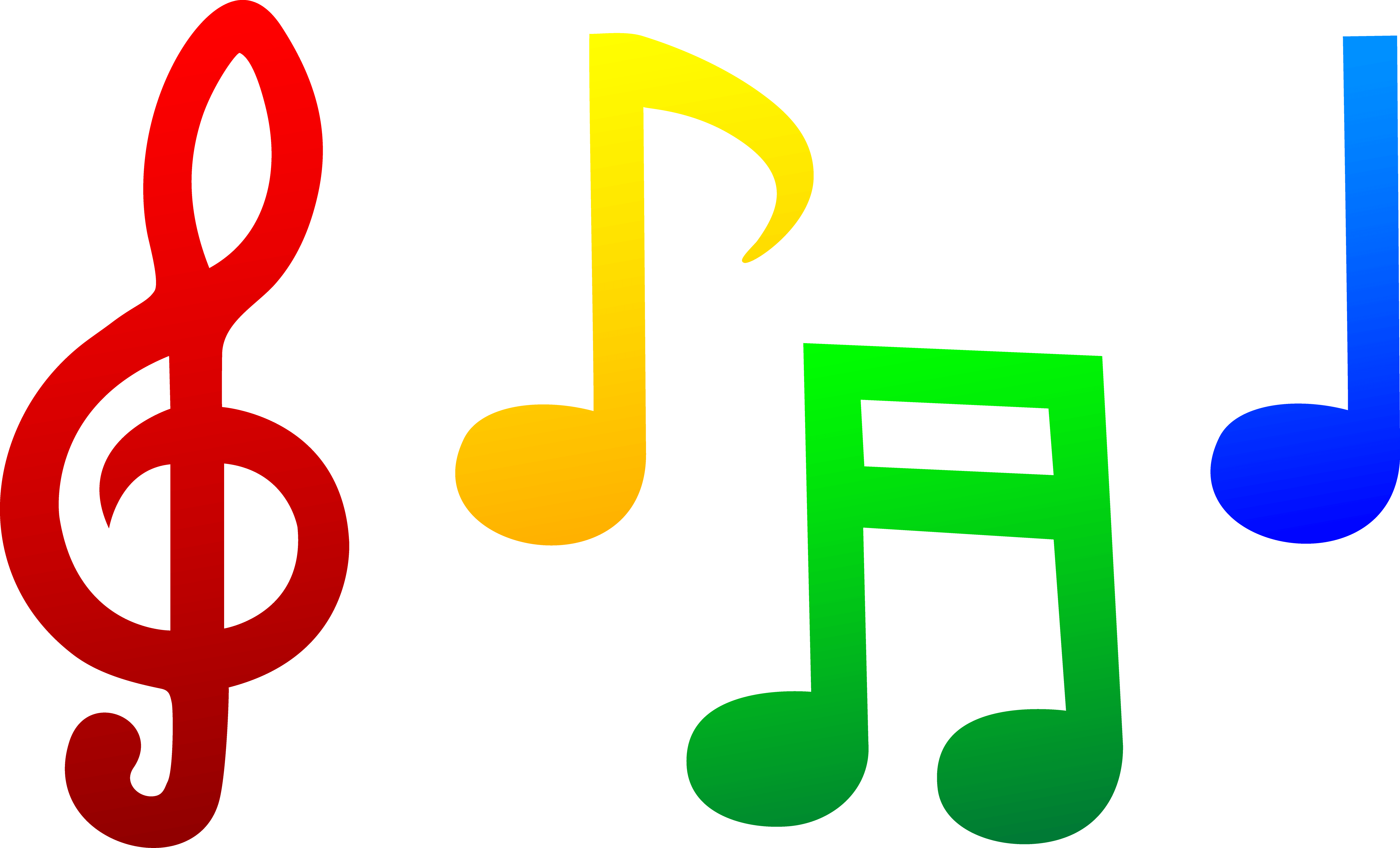 Music at getdrawings com. Note clipart christmas