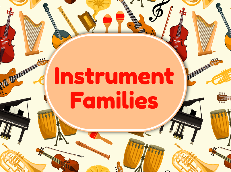 Families course by jennifer. Triangular clipart percussion instrument
