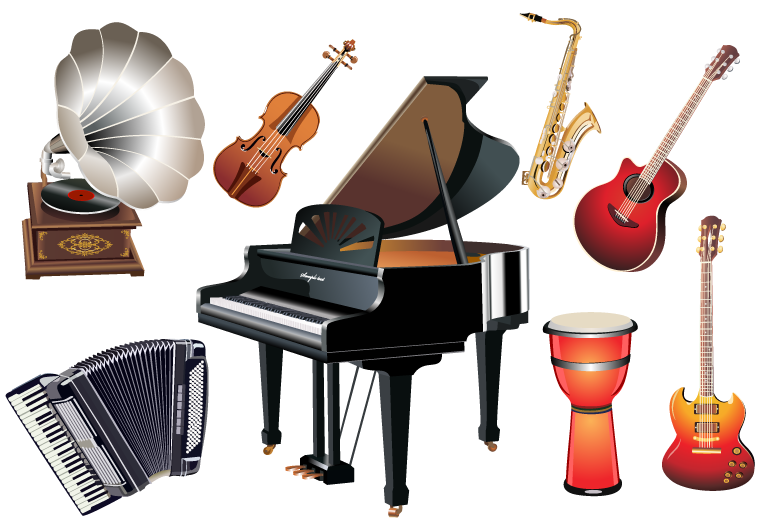 Musician clipart music equipment. How to store musical