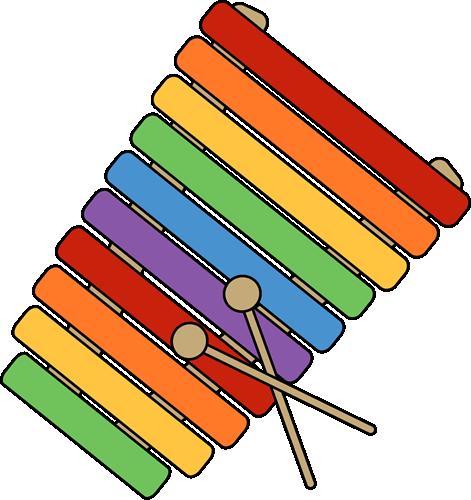 Free xylophone . Musician clipart preschool music