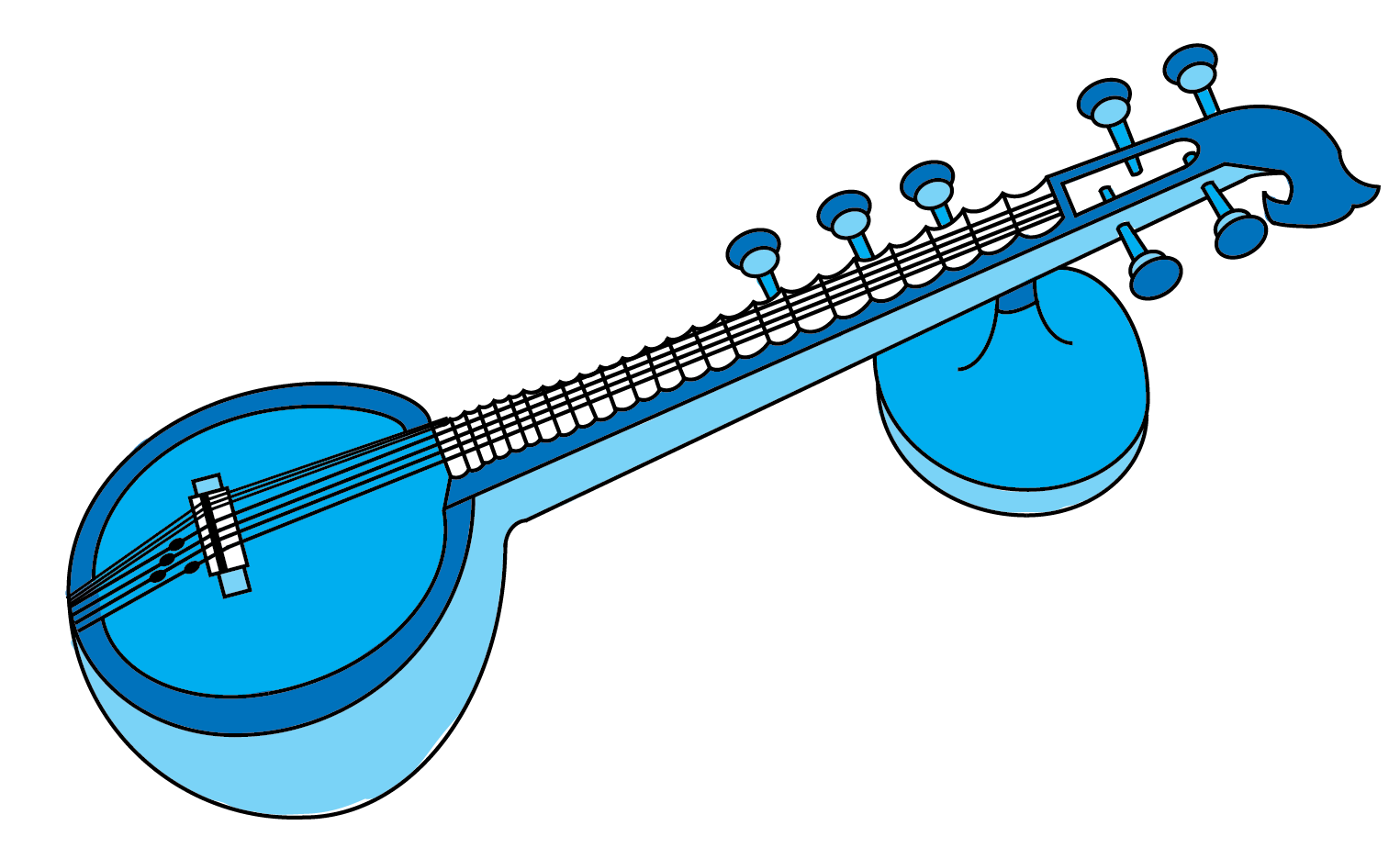 Musician clipart music equipment.  collection of veena