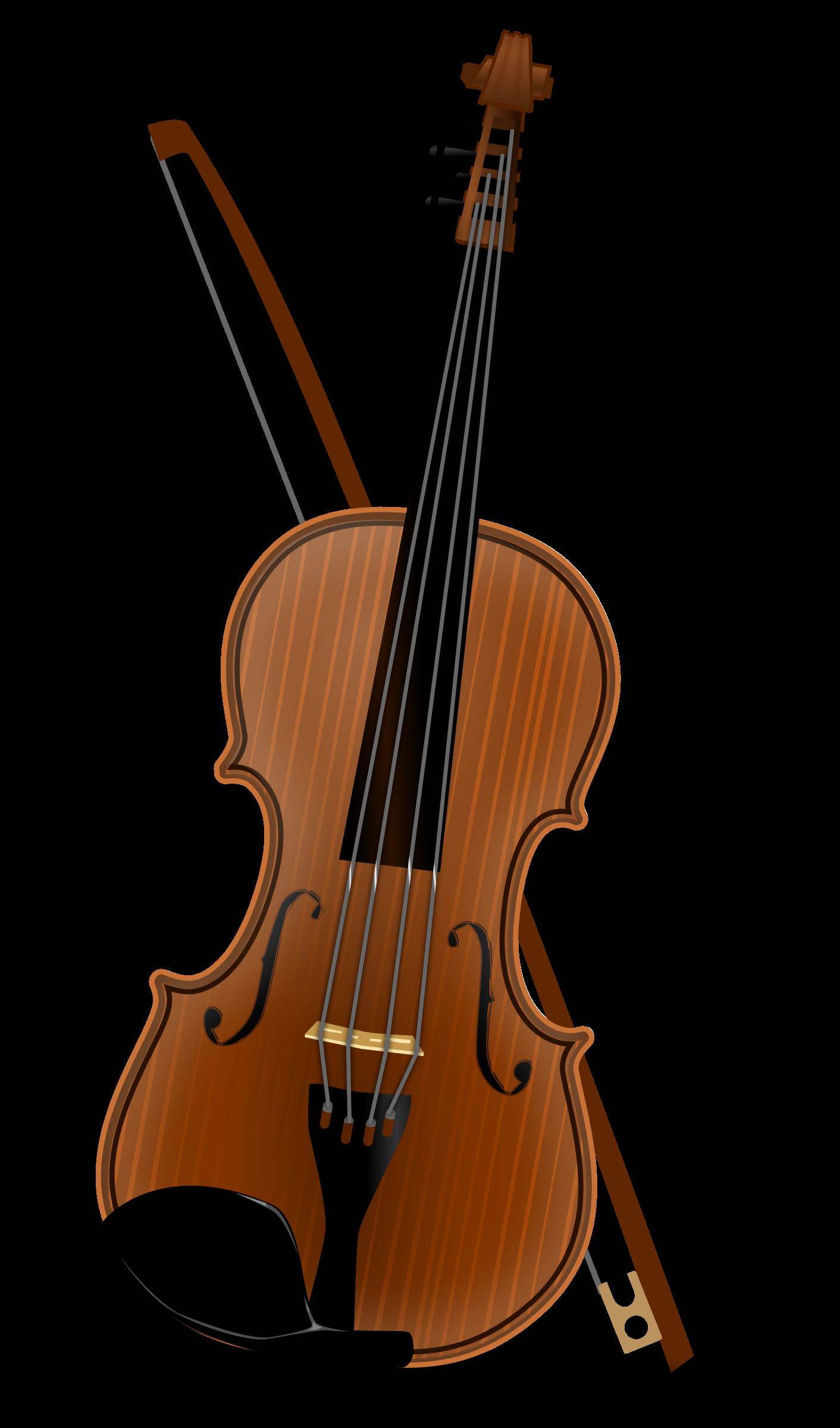 Instruments clipart viola. Violin