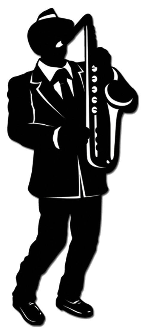 Jazz clipart speakeasy. Tubes musiques roaring twenties