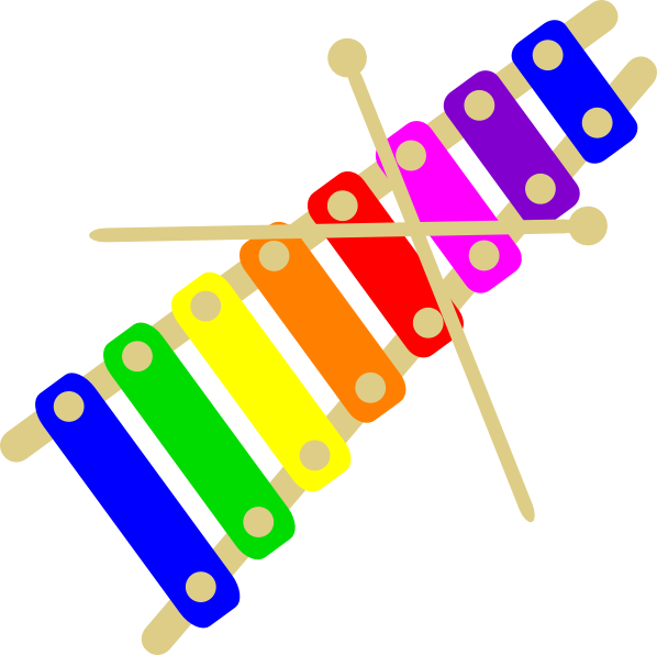 Xylophone clipart red.  collection of png