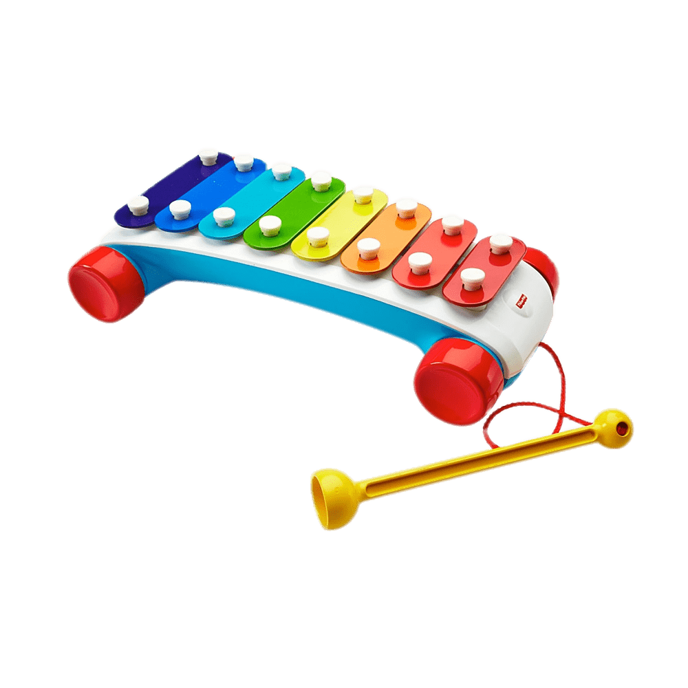 Fisher price transparent png. Xylophone clipart music toy
