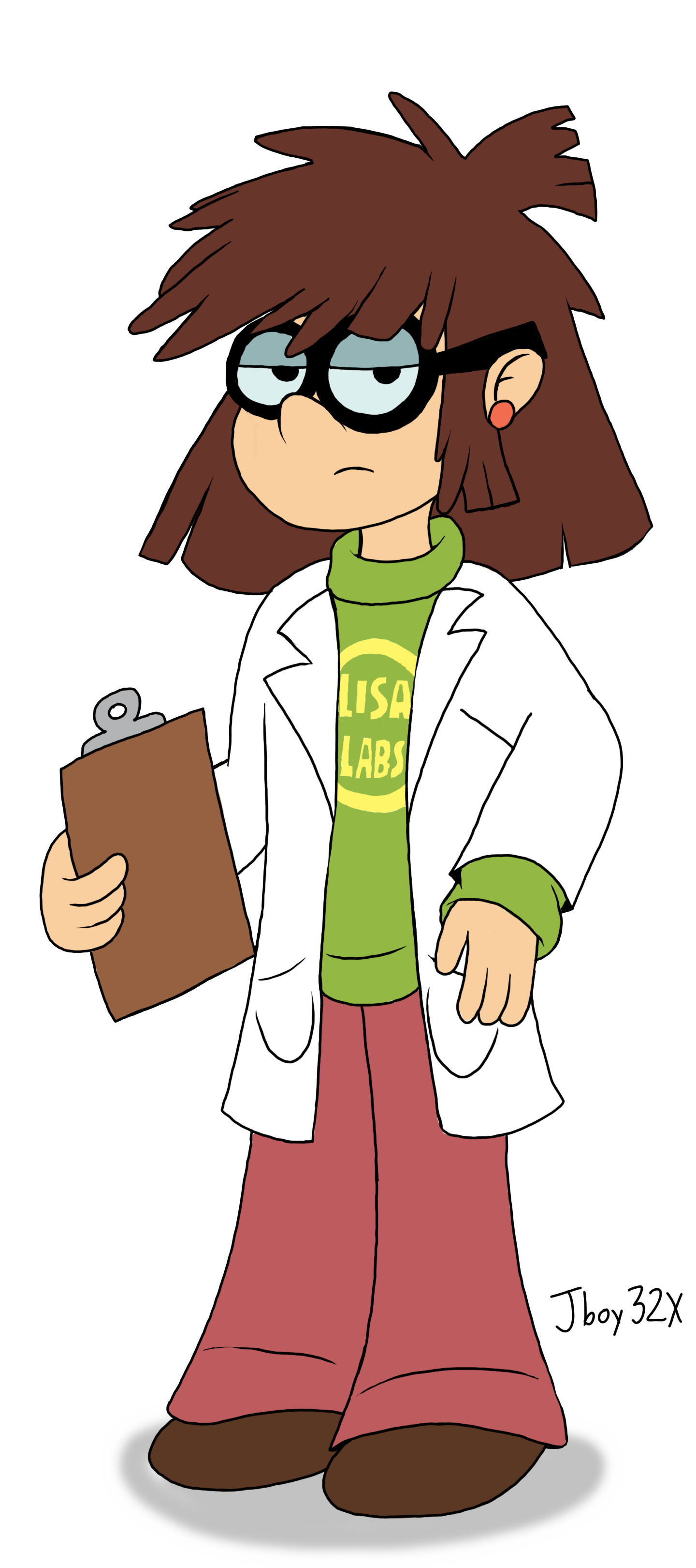 Lisa loud by jboy. Young clipart older age