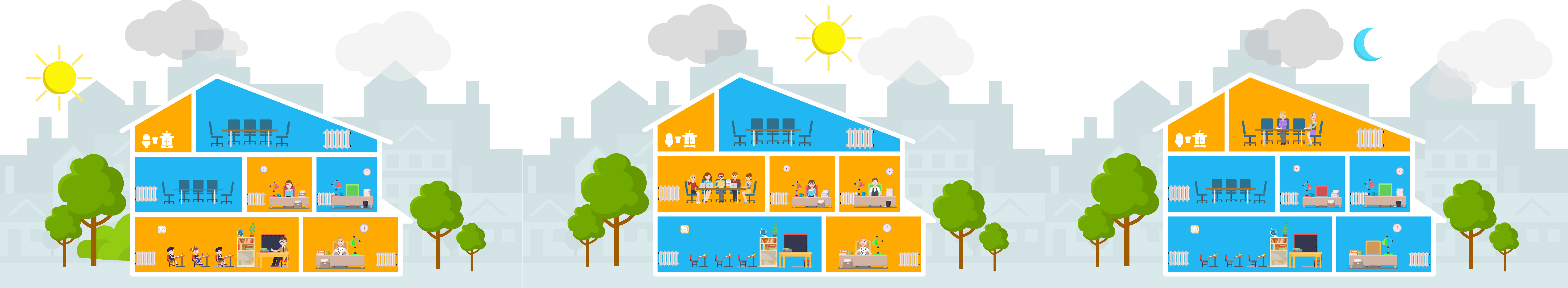 Simply home tech smart. Website clipart old technology