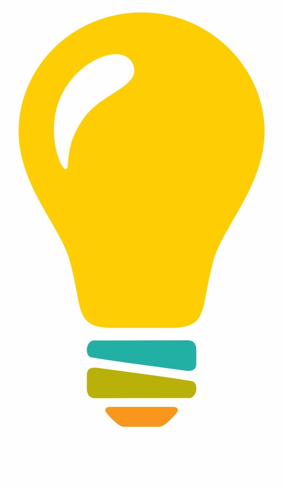 Light globe hot air. Lamp clipart intelligent