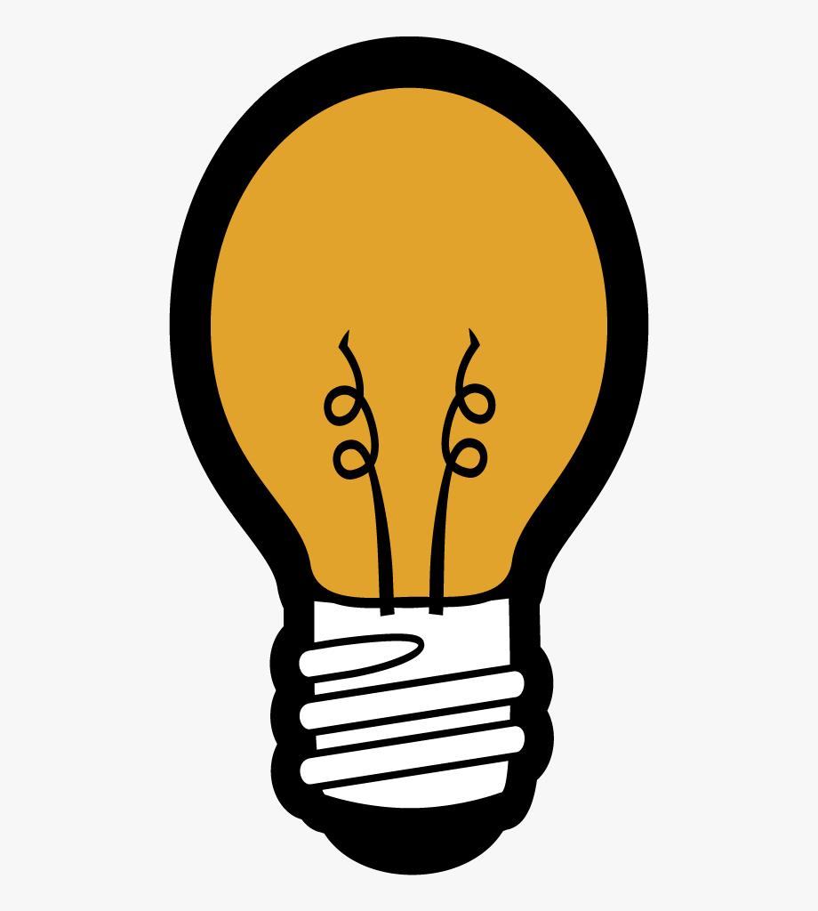 Lightbulb clipart educational technology. Cartoon brain