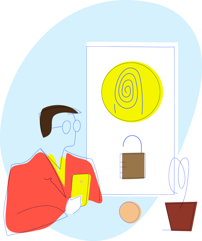 Intelligent clipart social factor. Two authentication multi zoho
